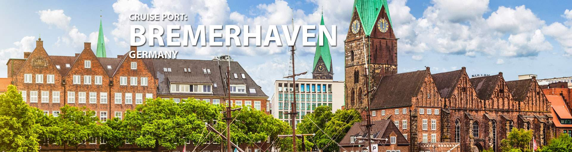 Cruises to Bremerhaven, Germany