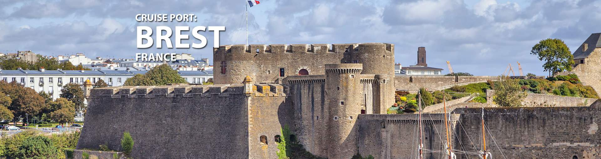 Cruises to Brest, France