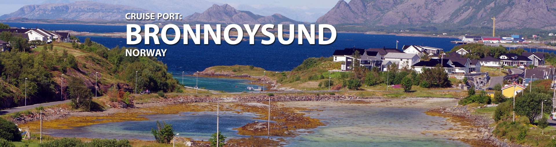 Cruises to Bronnoysund, Norway