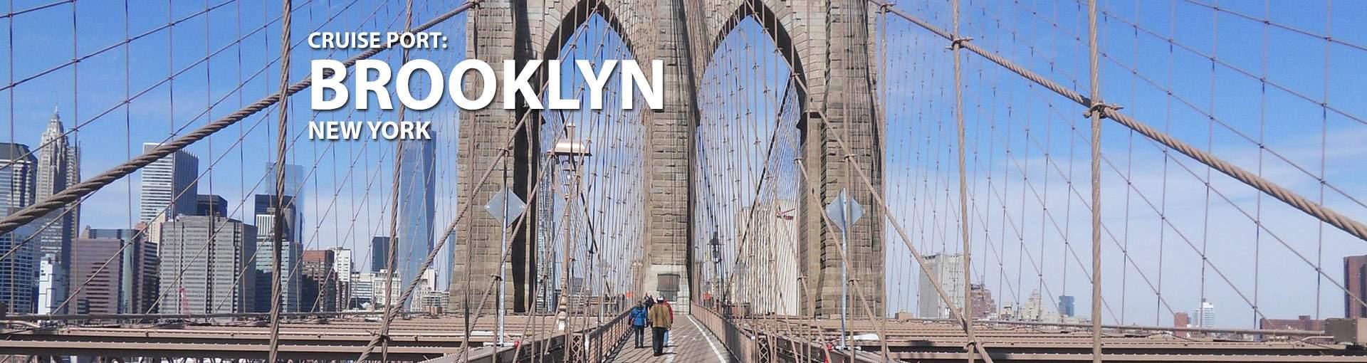 Brooklyn, New York Cruise Port