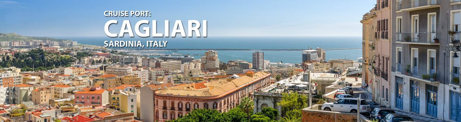 Cruises to Cagliari, Sardinia, Italy