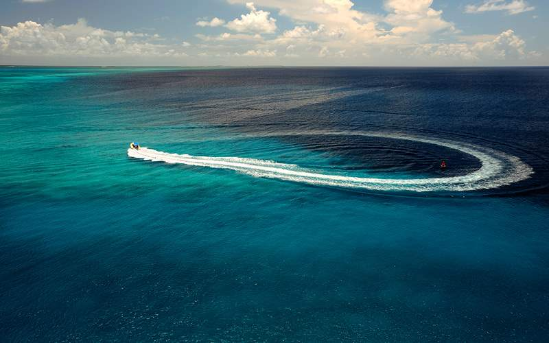 deep sea fishing off Grand Turk Carnival Cruises