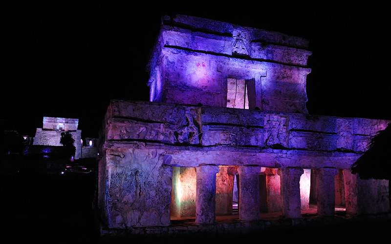 Mayan Ruins of Tulum Carnival Cruises Caribbean