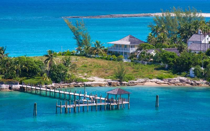 residence on Nassau Bahamas Carnival Cruises