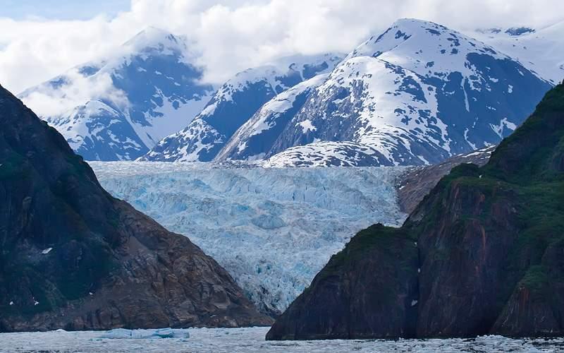 Tracy Arm Fjord Carnival Cruises Alaska