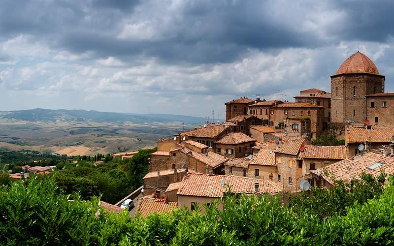 Tuscany Landscape Carnival Cruises Europe