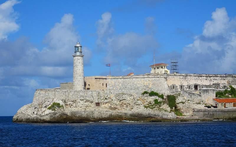 El Morro Fortress in Cuba