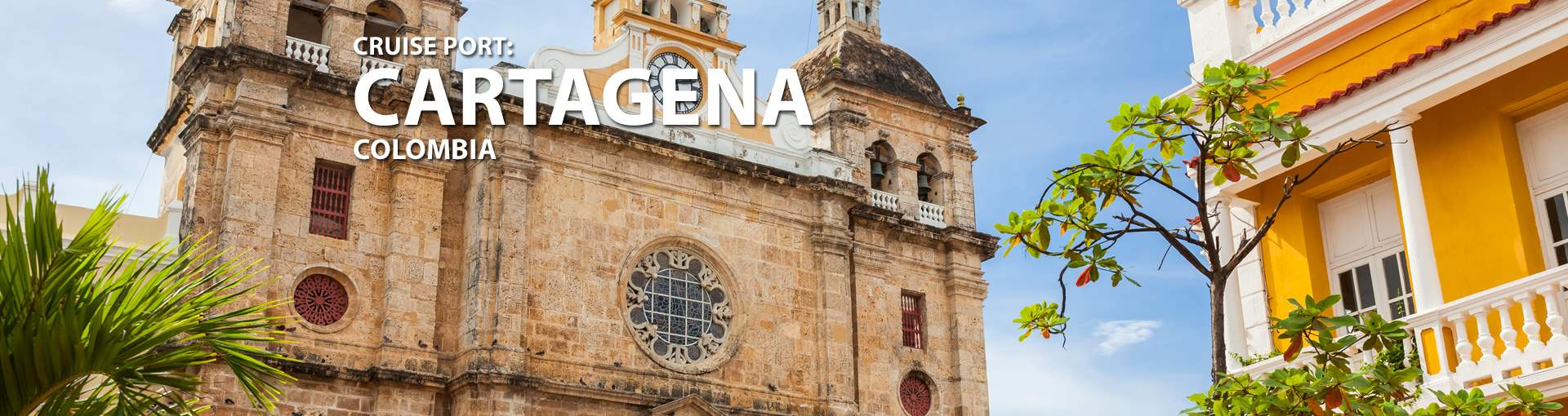 Cruises to Cartagena, Colombia