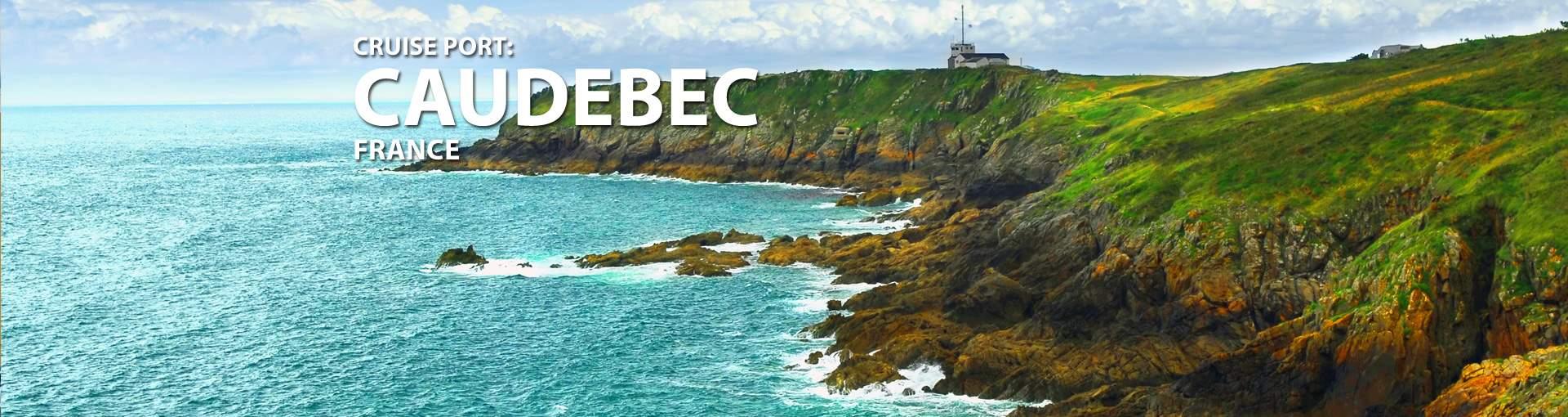 Cruises to Caudebec, France