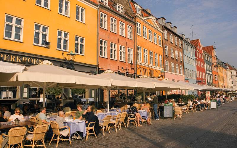 Copenhagens dining venues Celebrity Cruises