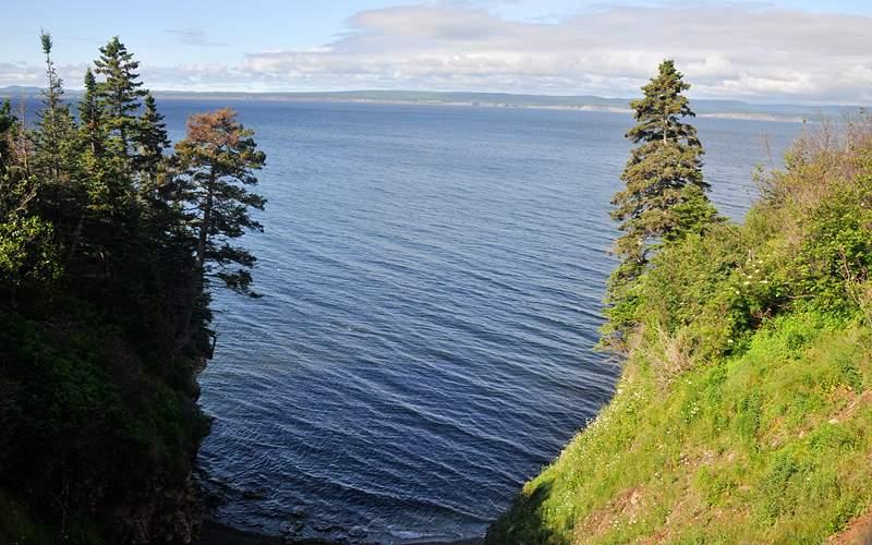 Forillon National Park Quebec Celebrity Cruises