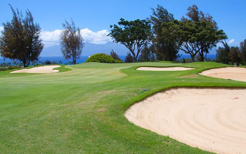 Hawaii golf course Celebrity Cruises
