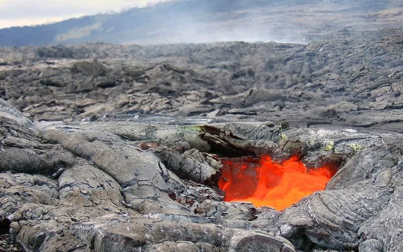 Hawaii volcano lava Celebrity Cruises