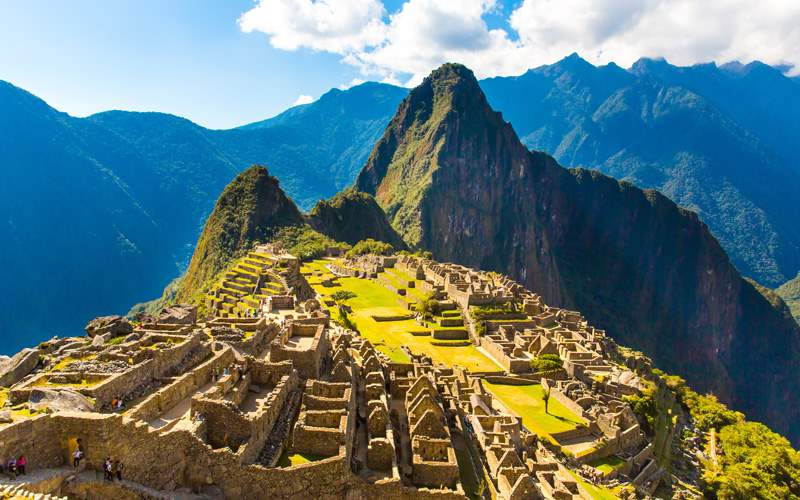 Celebrity South America Cruisetours Machu Picchu