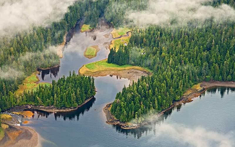 Alaska Misty Fjords National Monument Celebrity