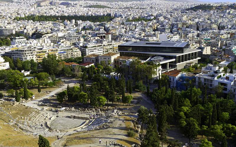 Acropolis Museum Athens Greece Celebrity Cruises
