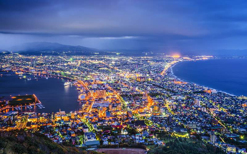 Hakodate Japan Celebrity Cruises Transpacific