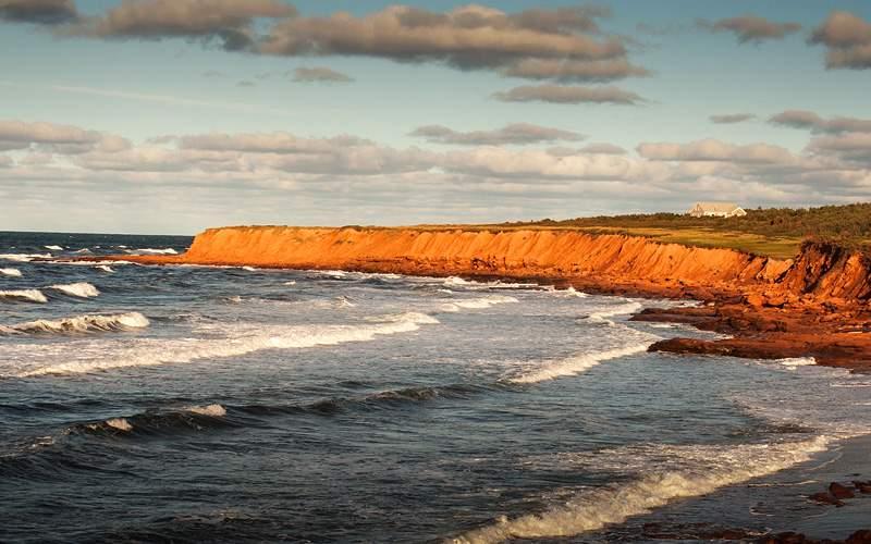 Prince Edward Island Celebrity Cruises Canada