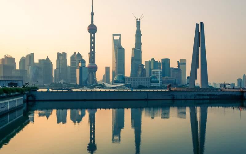 Shanghi Skyline Celebrity Cruises