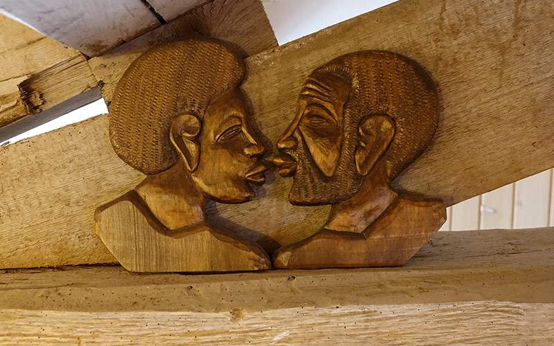 Wooden Art from the South Pacific