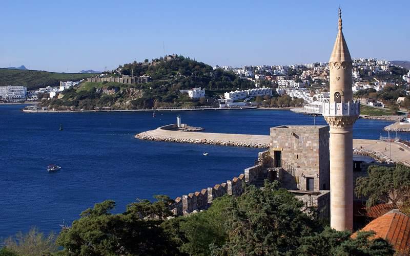St Peters Castle, Bodrum, Turkey Celebrity Cruises