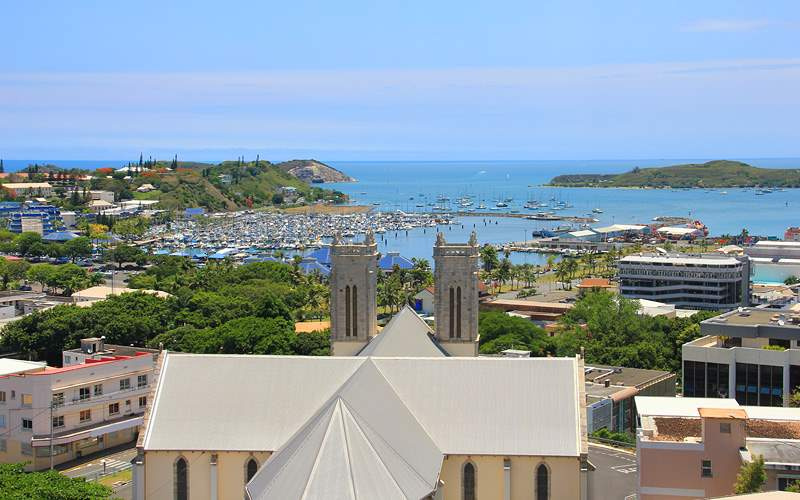 Noumea, New Caledonia Celebrity Cruises