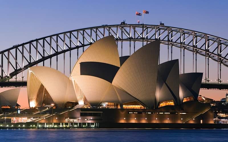 Sydney Opera House Celebrity Cruises Australia