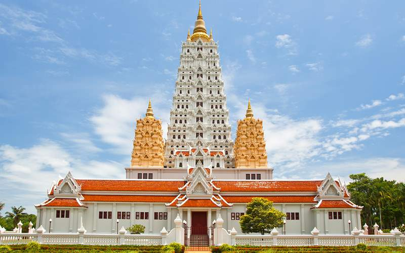 temple Wat Yansa Celebrity Cruises Asia