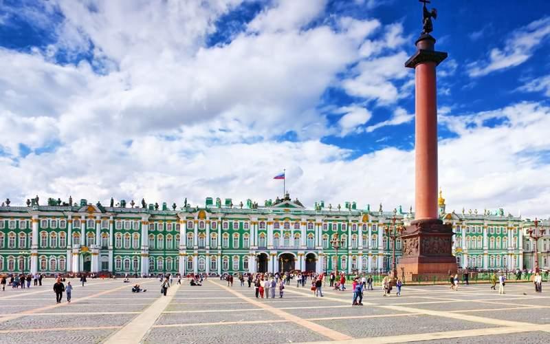 winter palace Saint Petersburg