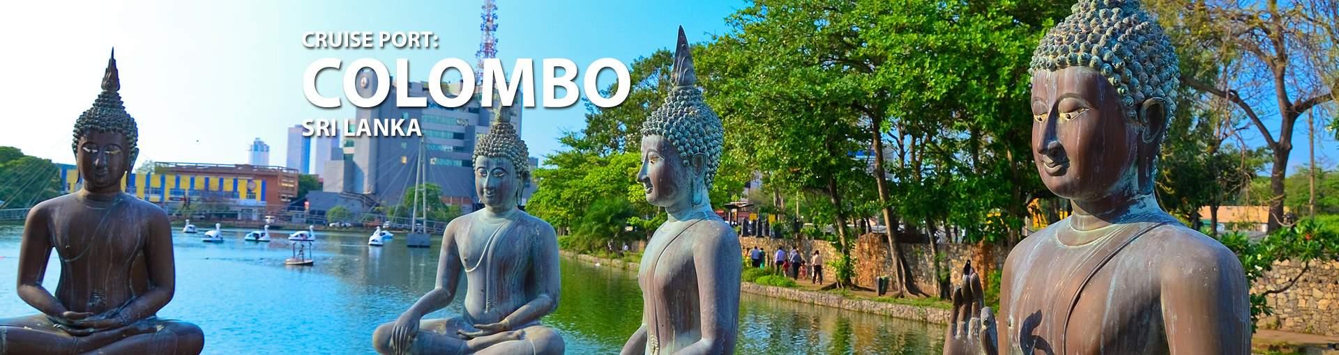 Cruises to Colombo, Sri Lanka