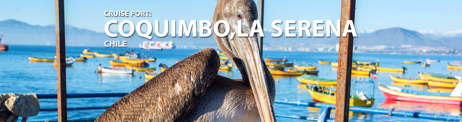 Cruises to Coquimbo La Serena Chile