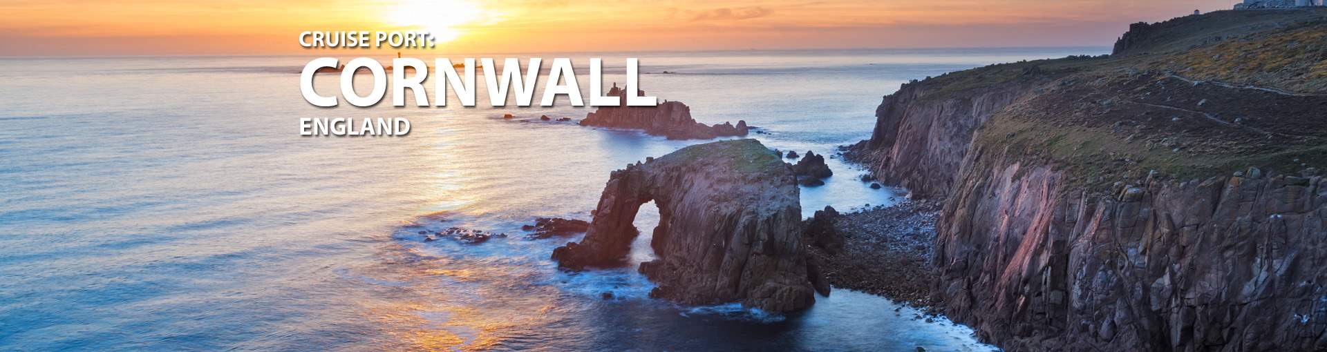 Cruises to Cornwall, England