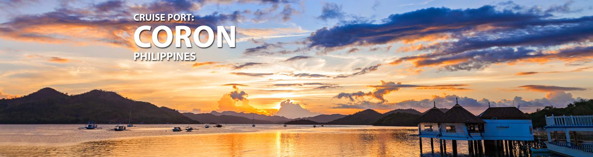 Cruises to Coron, Philippines