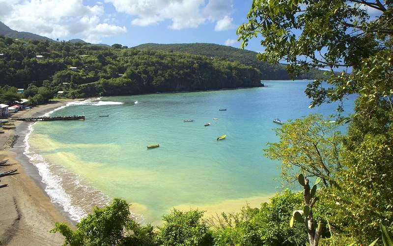 Caribbean Barbados beach Crystal Cruises