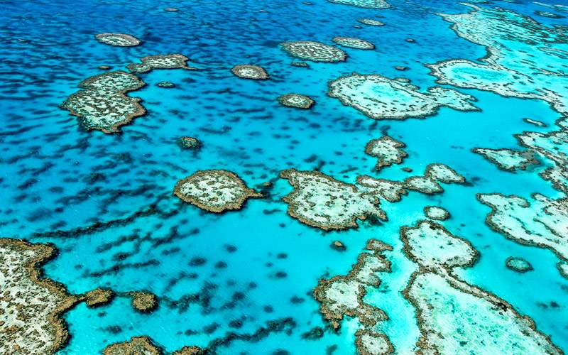 Great Barrier Reef Australia Crystal Cruises