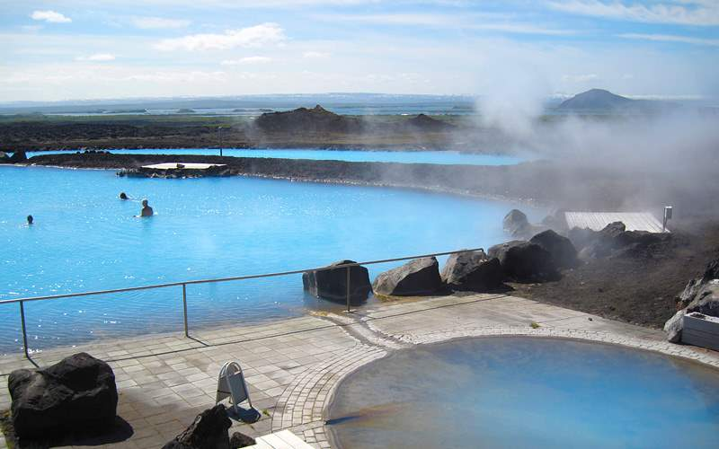 Myvatn Nature Baths Iceland Crystal Cruises