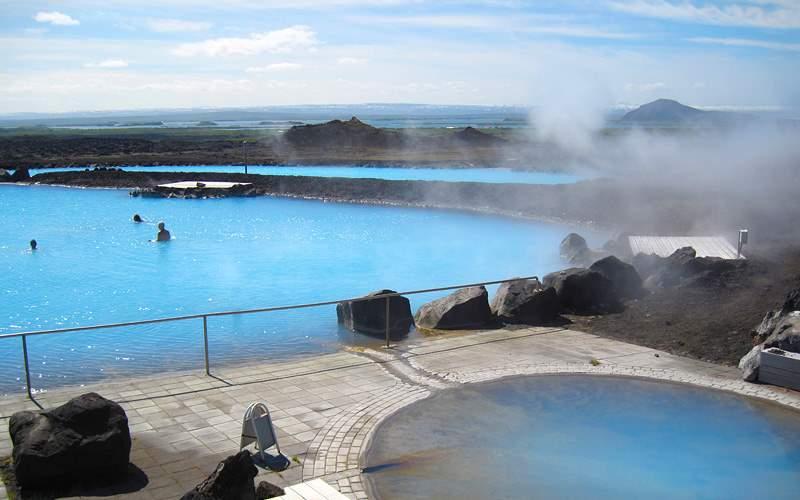Myvatn Nature Baths Iceland Crystal Cruises