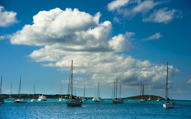 Marigot Harbor St. Maarten Crystal Cruises