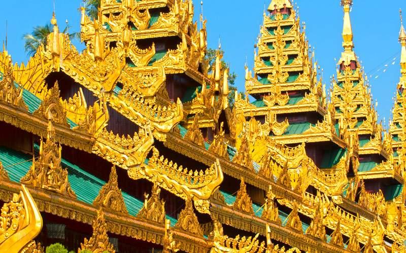 Shwedagon Paya in Yangoon, Myanmar Crystal Cruises