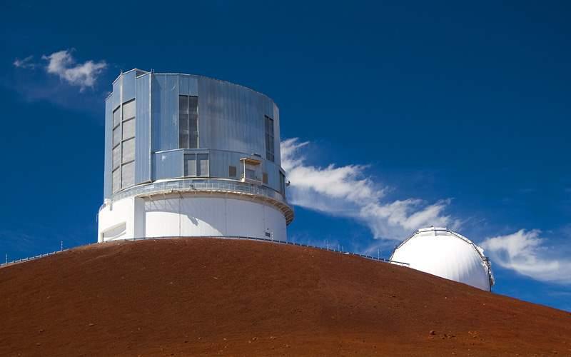 Subaru Observatory Mauna Kea Hawaii Crystal Cruise
