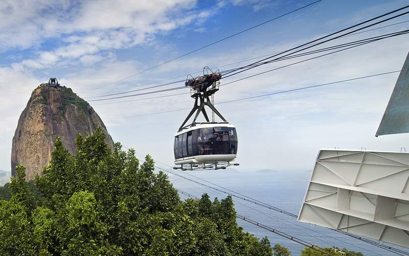 Sugar Loaf Mountain Rio de Janeiro Crystal Cruises
