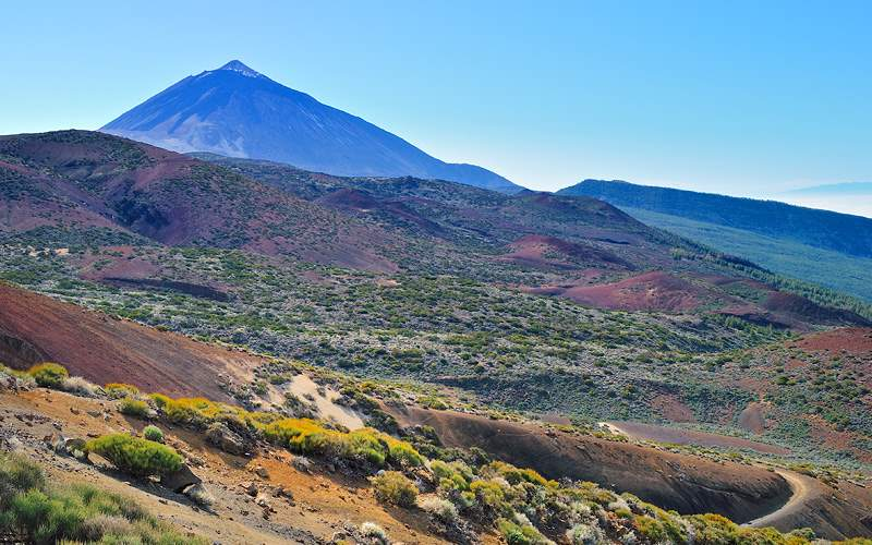 Teide National Park Canary Islands Crystal Cruises