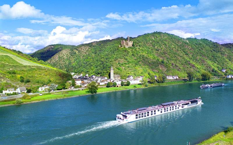 Crystal River Cruises in Europe