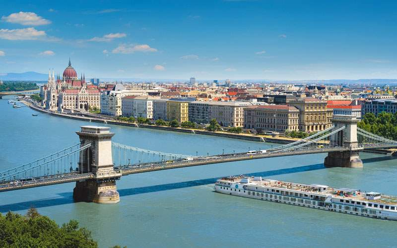 Hungary with Crystal River Cruises