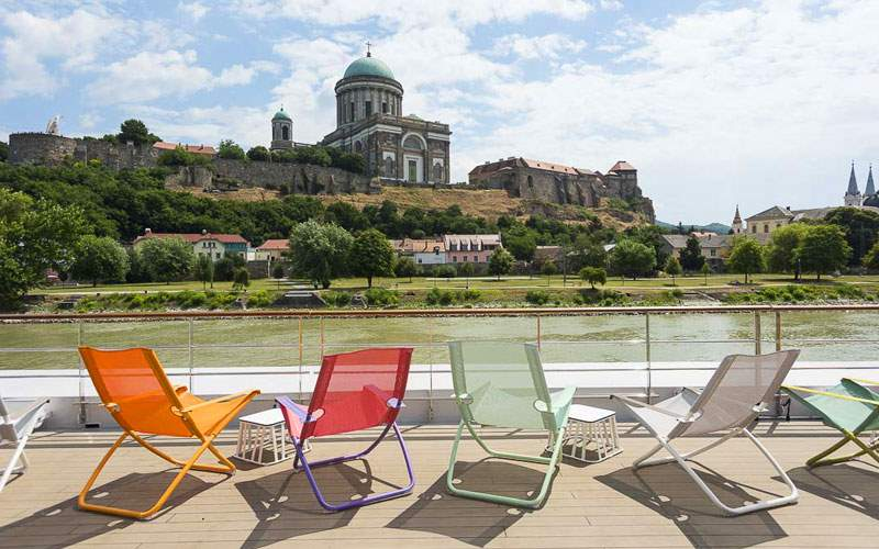 Europe views aboard Crystal River Cruises