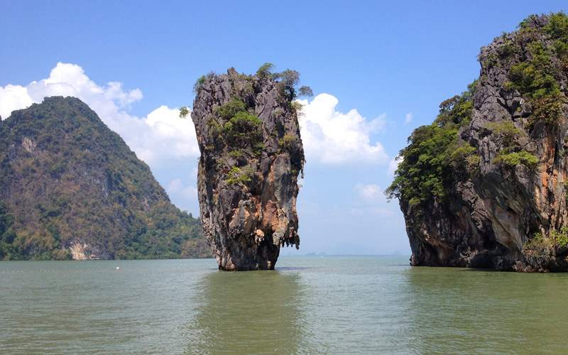 James Bond Island in Phuket, Thailand - Cunard