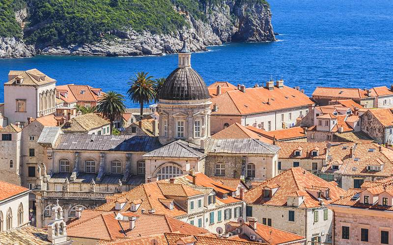 Dubrovnik, Croatia Cunard Line Mediterranean