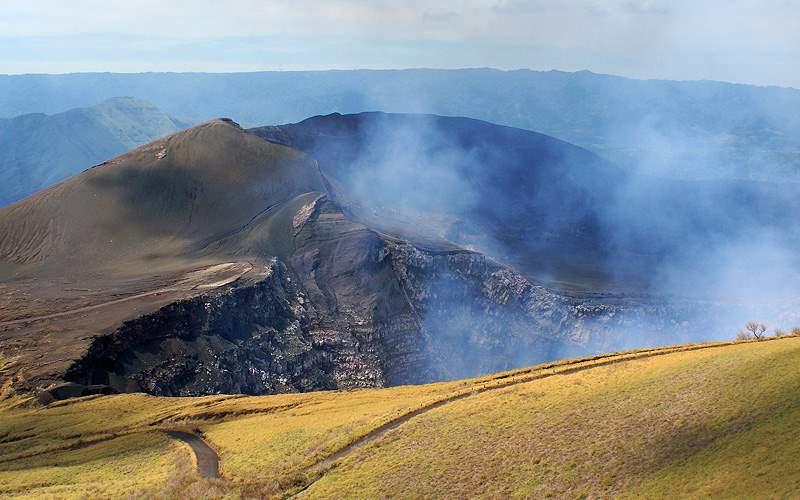 Volcano Masaya National Park Nicaragua Cunard Line
