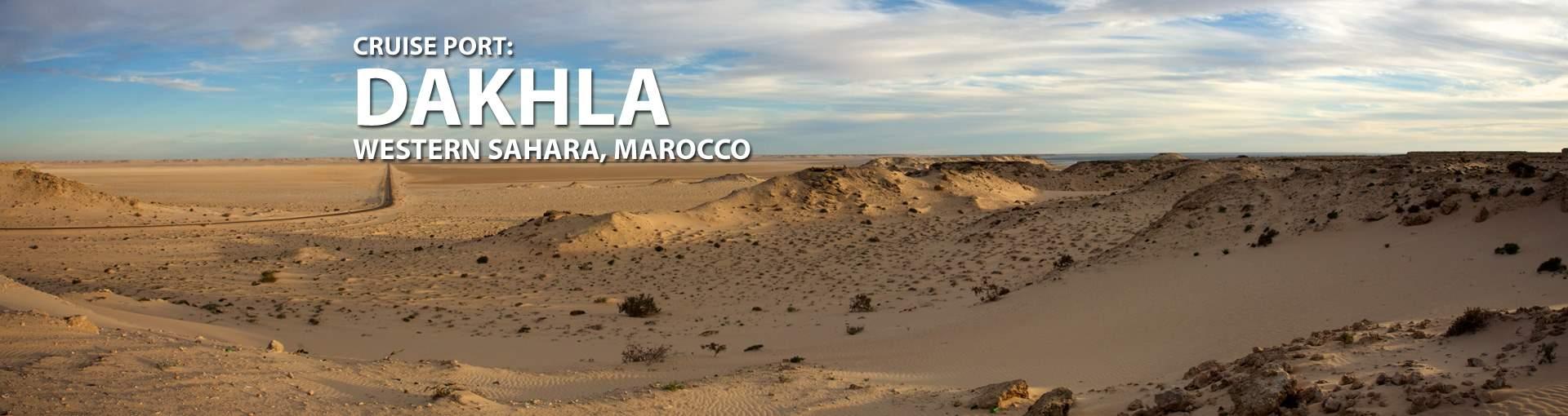 Cruises to Dakhla, Western Sahara