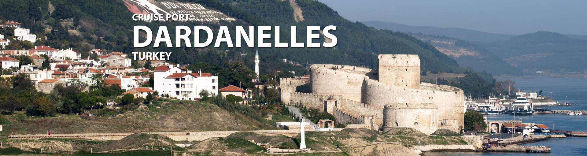 Cruises to Dardanelles, Turkey